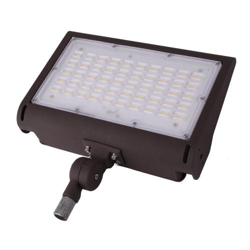 100W LED Knuckle Mount Flood Light 5000K