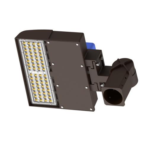 100W LED Shoe Box 5000K