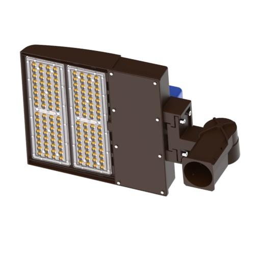 200W LED Shoe Box 5000K