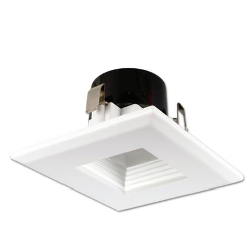 "3"" LED Square Baffle Retrofit"
