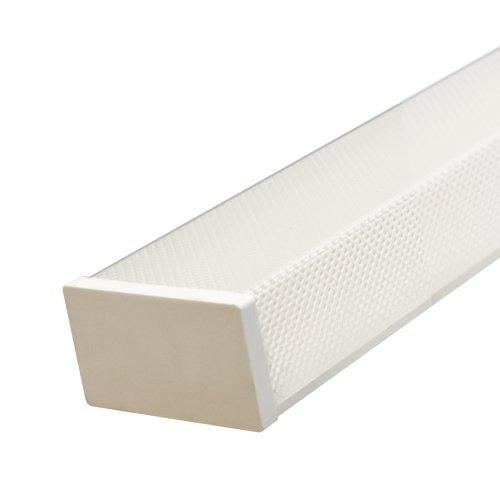 4' LED Prismatic Wrap Around