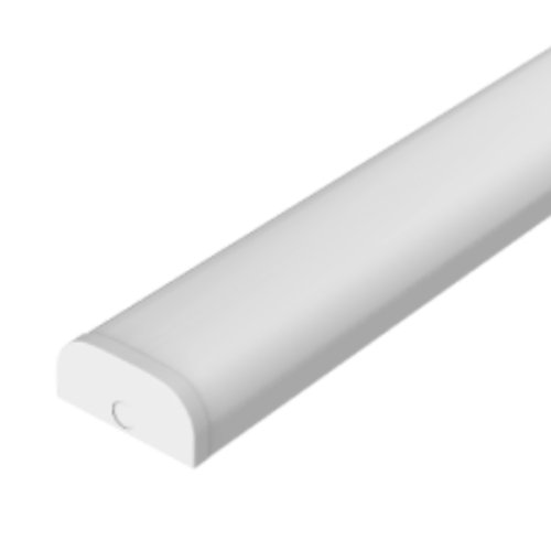 4' Dimmable LED Wrap Around 4000K