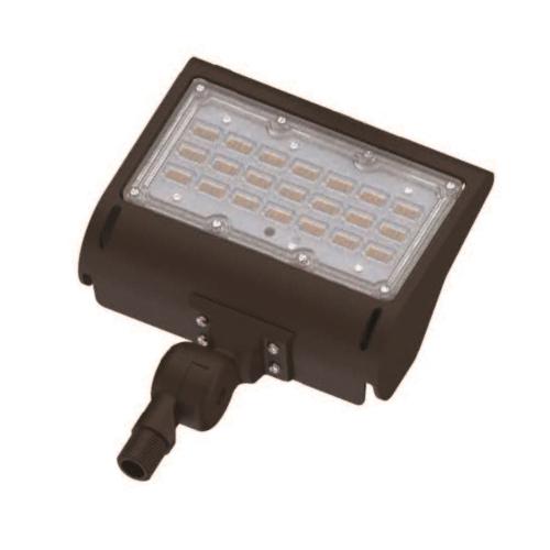 50W LED Knuckle Mount Flood Light 5000K